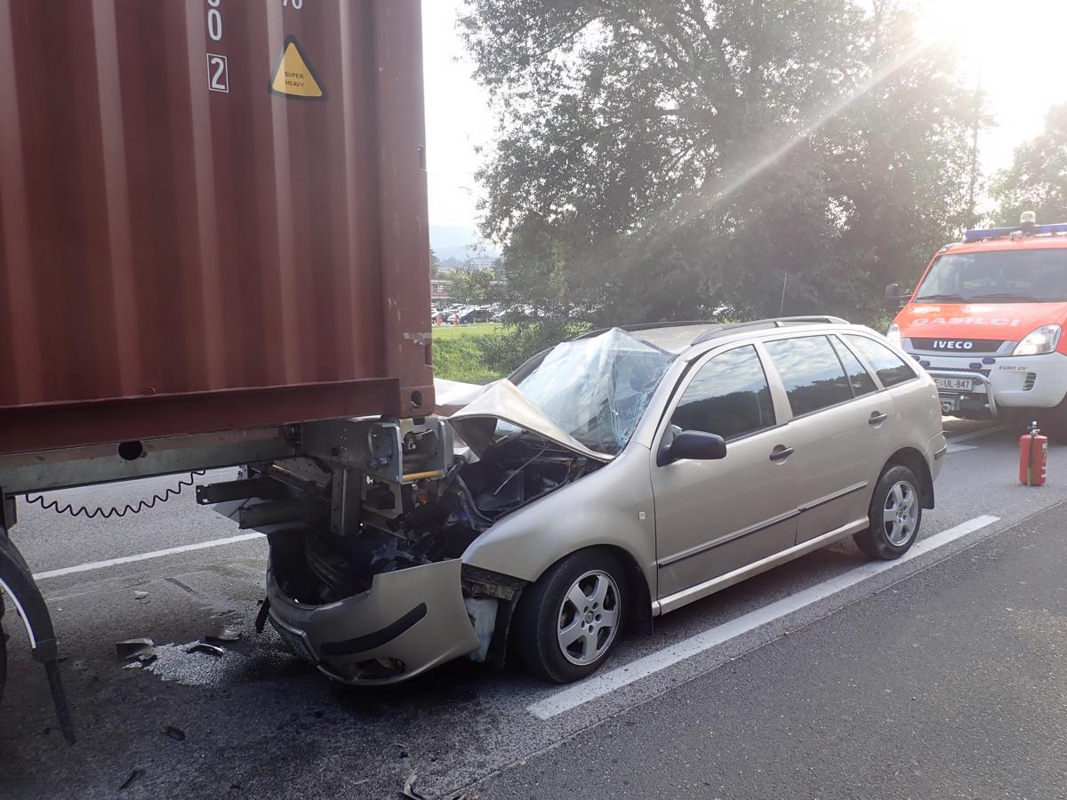 236/21 Prometna nesreča