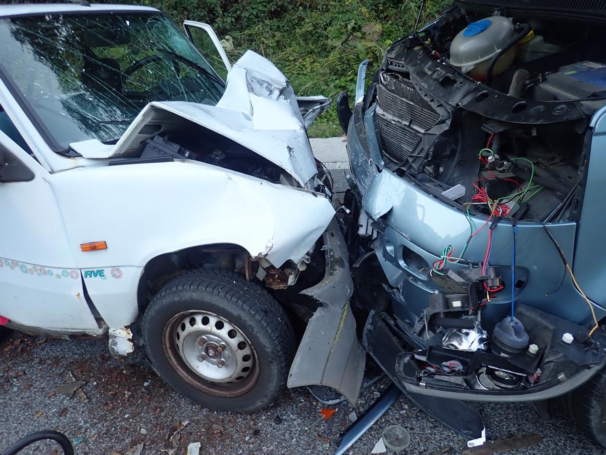 308/21 Prometna nesreča